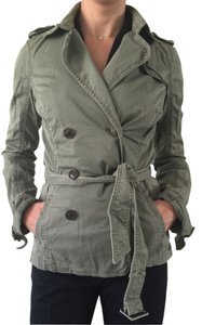 Abercrombie & Fitch A&f Cotton Jade Jacket