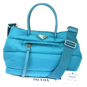 Prada Made In Italy Shoulder Bag