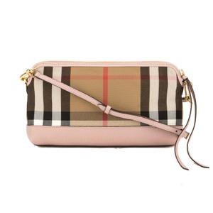 Burberry Pink Clutch
