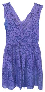 Madison Marcus Lace Dry Clean Only Sexy Classic Sleeveless Dress