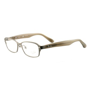 Ray-Ban RB870710735515140 Bronze/Brown Metal 55 15 140 Authentic