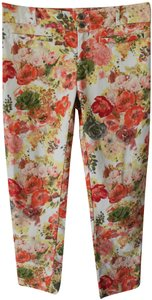 Cartonnier Straight Pants Multicolor