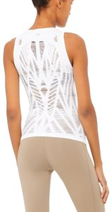 Alo ALO YOGA The Vixen Fitted Muscle Tank