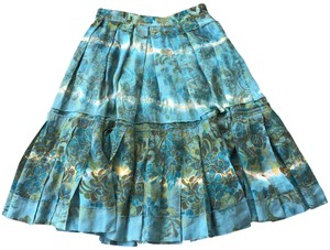 Gregory Parkinson Skirt Blue