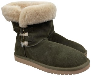 Koolaburra Green Boots