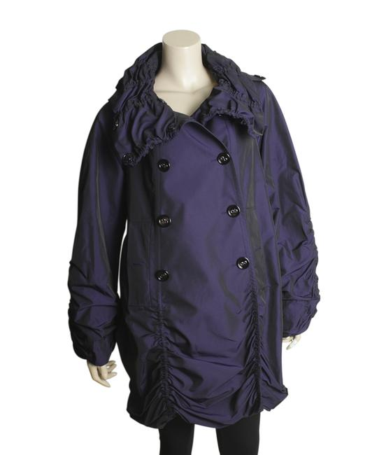 Item - Purple Black Label Puffy Polyester Casual (178506) Jacket Size 28 (Plus 3x)