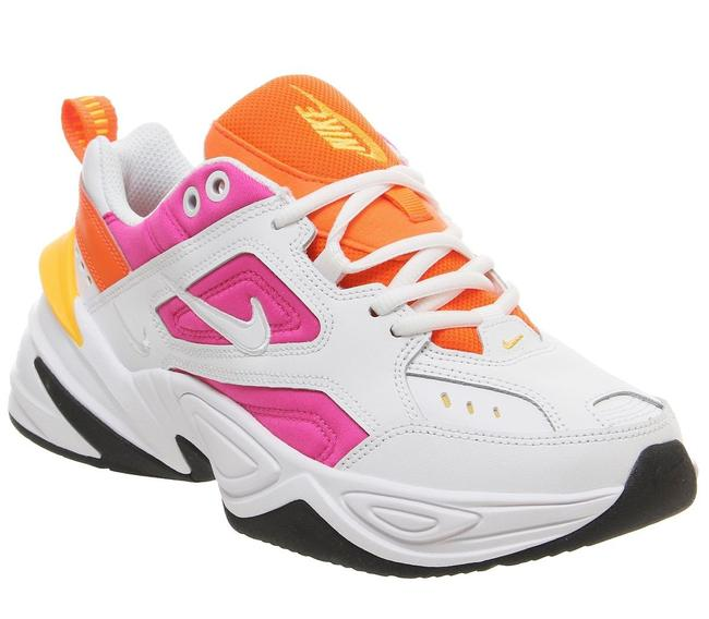Item - White Nib: M2k Tekno Sneakers Size US 7.5 Regular (M, B)