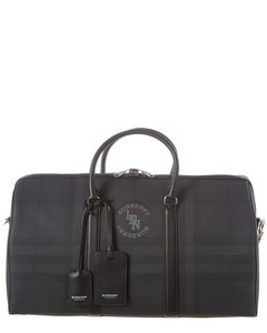 Burberry Tote in Dark Charcoal