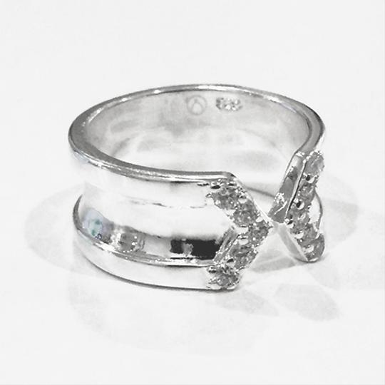Other Open V Cuff Ring 925 silver
