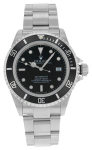 Rolex Rolex Oyster Perpetual Date Sea-Dweller 16600 Stainless Steel automatic Men's Watch