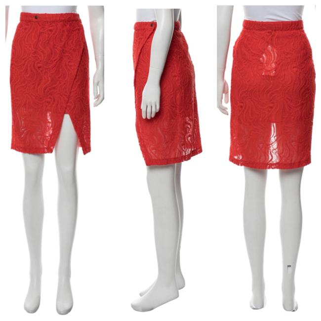 Item - Lace Textured Skirt Size 0 (XS, 25)