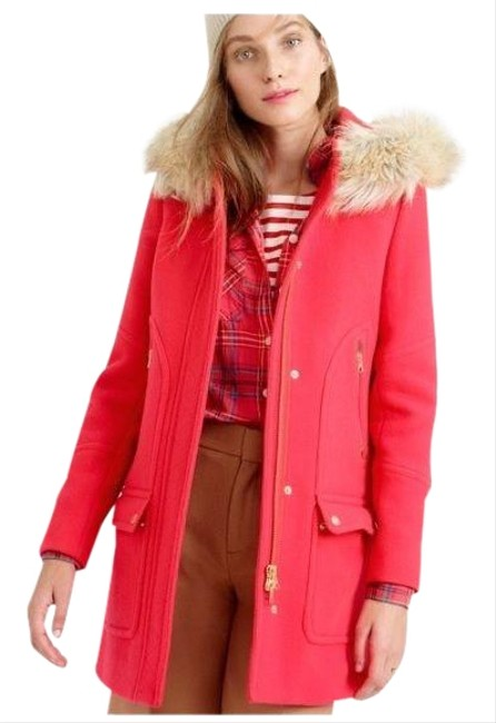 Item - Red Chateau Parka In Stadium-cloth Coat Size 0 (XS)