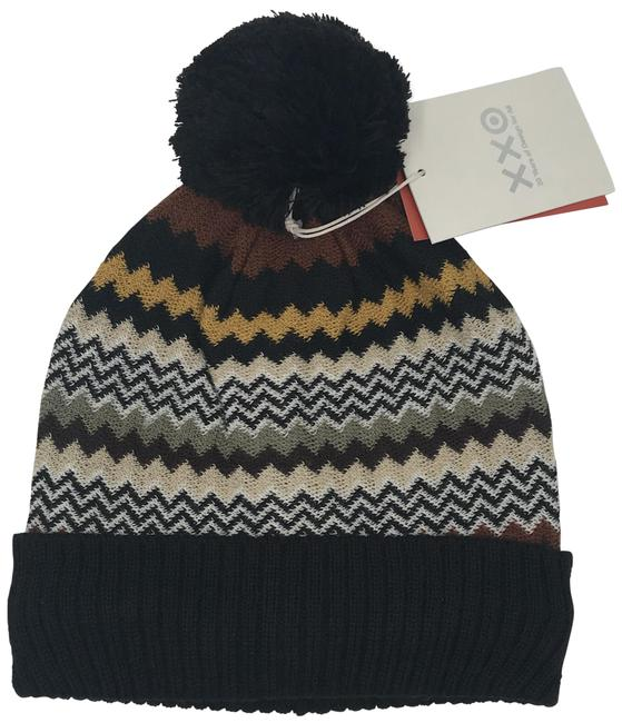Item - Multicolor Beanie with Pom Pom Limited Edition Hat