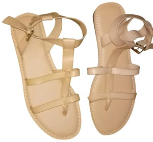 Old Navy Nude Sandals