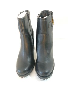 a.n.a. a new approach Leather black Boots