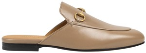 Gucci Light Brown Flats