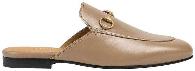Item - Light Brown Sk Princetown Leather Slippers Flats Size EU 38.5 (Approx. US 8.5) Regular (M, B)
