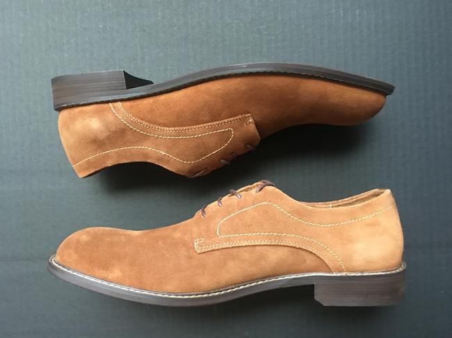 Item - Camel New New Suede Oxfords Size 10 Shoes