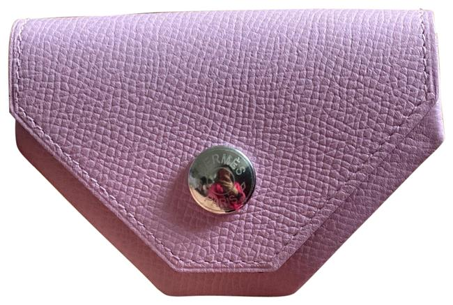 Item - Pink 24 Verso Change Purse/ Coin Pouch Wallet