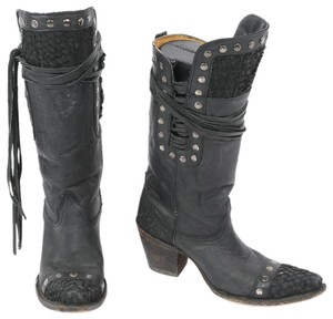 Corral Boots Winter Black Boots
