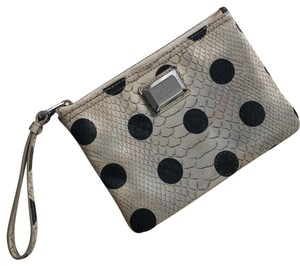 Marc by Marc Jacobs Wristlet in Black and White