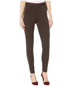 Vince Camuto Monochrome Stretchy Brown Leggings
