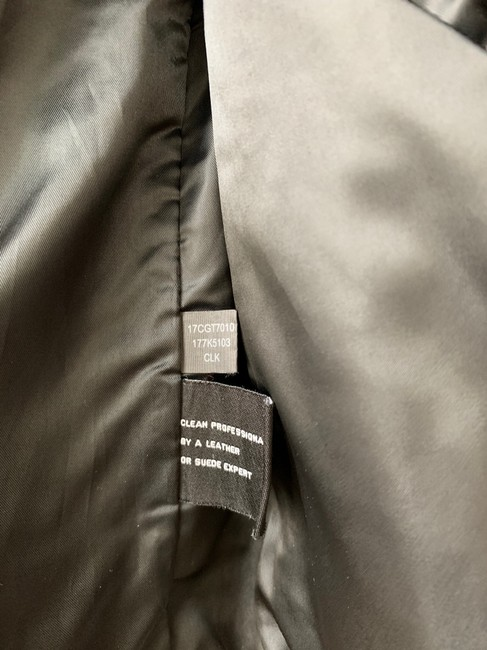 Kenneth Cole Black Navy Blue Green Brown Jacket Size 6 (S) Kenneth Cole Black Navy Blue Green Brown Jacket Size 6 (S) Image 6