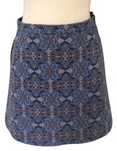 Urban Outfitters Mini Skirt multicolor