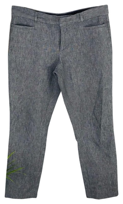 Item - Grey Mid Rise Sloan Ankle Pants Size 6 (S, 28)