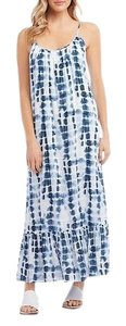 Blue Maxi Dress by Karen Kane