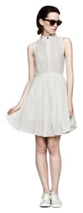 Band of Outsiders short dress white on Tradesy