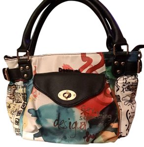 Desigual Satchel in multi