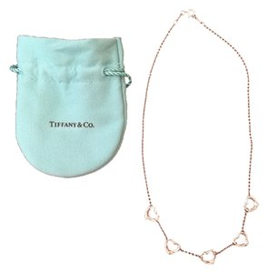 Tiffany & Co. Tiffany & Co. Peretti 5 Heart Necklace