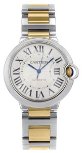 Cartier Cartier Ballon Bleu W6920047 Stainless Steel & Gold Automatic Men's Watch