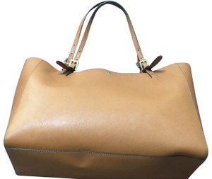 Tory Burch Tote in Luggage Brown
