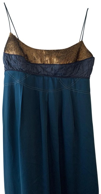 Item - Navy Collection Gown Long Formal Dress Size 6 (S)