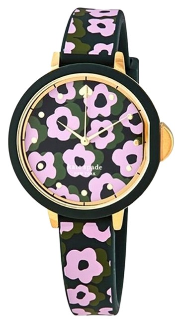 Item - Purple Park Row Flair Flora Poppy Watch