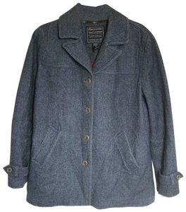 Abercrombie & Fitch A&f Lined Pea Coat