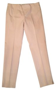 ecru Skinny Pants tan