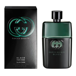 Gucci Gucci Guilty Black by Gucci Men Eau De Toilette