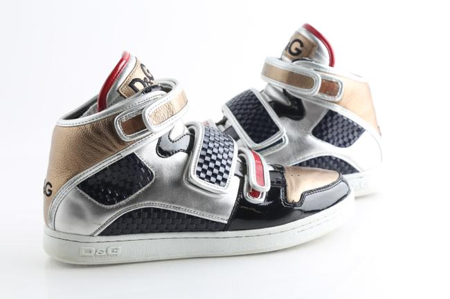 Item - Multicolor Bull Trainers Shoes