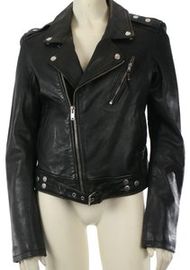 BLK DNM Casual Motorcycle Jacket