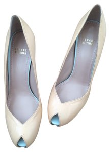Stuart Weitzman Peach, Mint Pumps