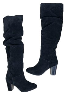 Seychelles Slouch Suede black Boots