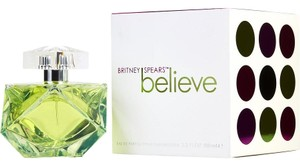 Britney Spears BELIEVE EDP 3.3 OZ / 100 ML SPRAY FOR WOMEN