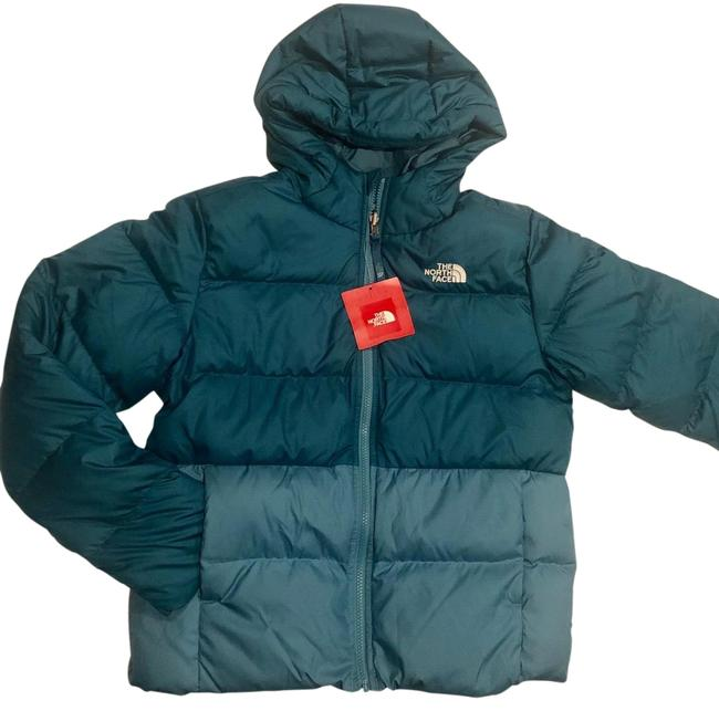 Item - Blue Reese Reversible Down Jacket*nwt Coat Size 4 (S)
