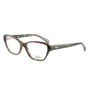 Ray-Ban RB534120125317135 Glossy Havana Acetate 53 17 135 Authentic
