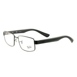 Ray-Ban RB631925035517145 Matte Black Metal 55 17 145 Authentic