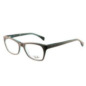 Ray-Ban RB529853895317135 Matte Gray Acetate 53 17 135 Authentic