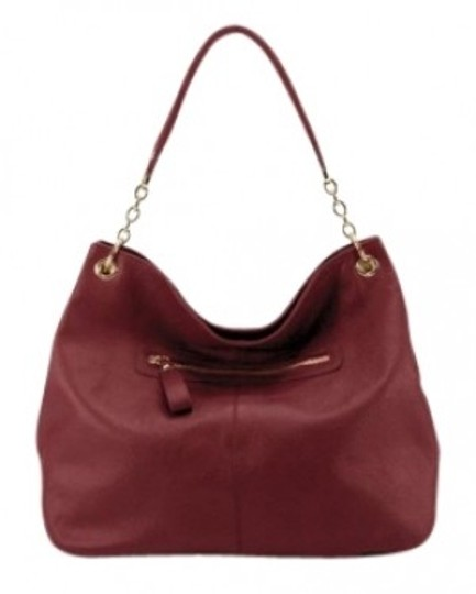 Preload https://item2.tradesy.com/images/cuore-and-pelle-sophia-burnish-red-leather-hobo-bag-26901-0-0.jpg?width=440&height=440